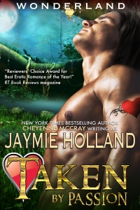 Taken by Passion: King of Hearts is FREE at all your favorite ebook retailers!