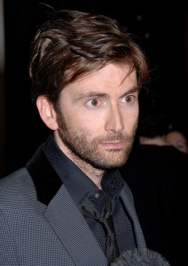 David Tennant w scruff