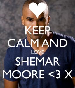 SHEMAR MOORE_KEEP CALM