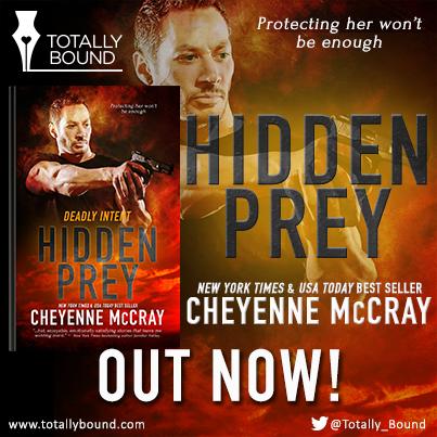 hiddenprey_cheyennemccray_promosquare_outnow